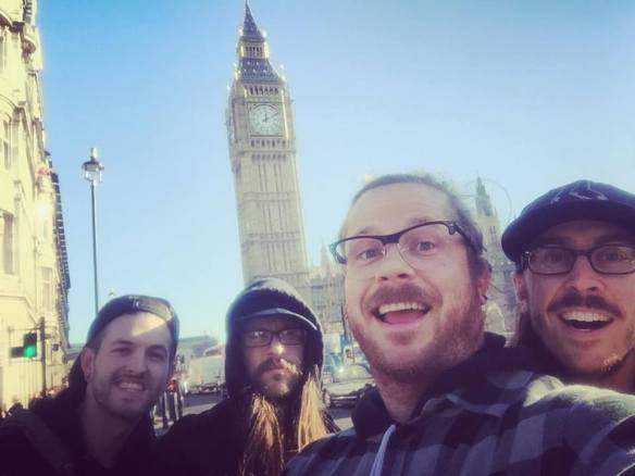 Phinehas in London, England